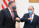 Thủ tướng Nguyễn Xuân Phúc tiếp Ngoại trưởng Hoa Kỳ Pompeo