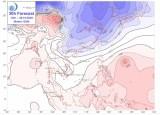 Không khí lạnh tăng cường, các tỉnh Bắc Bộ có mưa rào
