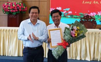 Chủ tịch UBND tỉnh Long An - Trần Văn Cần nghỉ hưu từ ngày 01/11/2020
