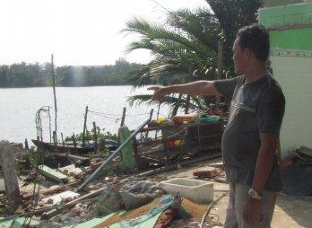 Xử lý nghiêm nạn khai thác cát lậu, ô nhiễm môi trường trong khu - cụm công nghiệp