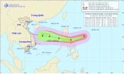 Siêu bão Goni giật trên cấp 17 đang tiến vào biển Đông