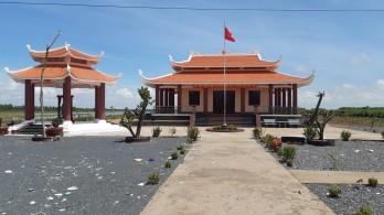 Xây dựng Đền tưởng niệm tri ân các anh hùng, liệt sĩ Trung đoàn 88