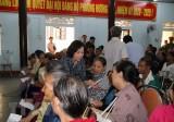 Trưởng ban Dân vận TW chia sẻ mất mát với Thừa Thiên-Huế sau mưa lũ