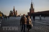 Nga ghi nhận số ca mắc COVID-19 tăng kỷ lục trong vòng 24h