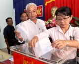 Cần Đước: Quyên góp 123 triệu đồng ủng hộ đồng bào miền Trung