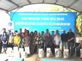 VWS tặng quà, khám bệnh cho hơn 300 hộ dân ở huyện Bình Chánh
