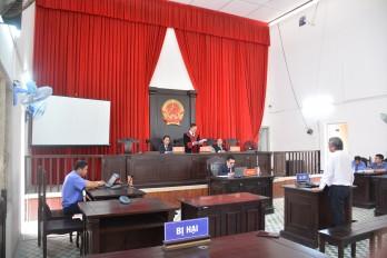 Nguyên Giám đốc Sở Y tế Long An - Lê Thanh Liêm nhận mức án 3 năm tù