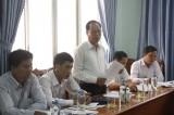 Giám sát tại huyện Tân Thạnh