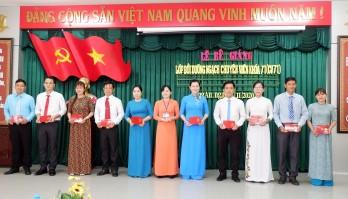 71 học viên hoàn thành lớp Bồi dưỡng ngạch chuyên viên