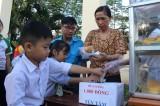 Bữa sáng 1.000 đồng - lan tỏa thông điệp yêu thương,  chia sẻ