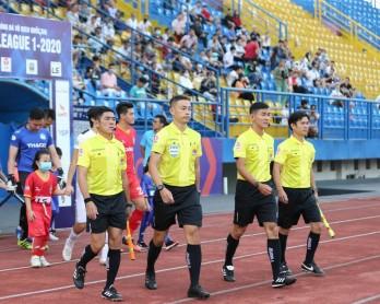 Trọng tài Ngô Duy Lân bị kỷ luật, không cầm còi trận Sài Gòn FC - Viettel