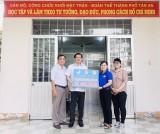Thành đoàn Tân An: quyên góp trên 53 triệu đồng ủng hộ đồng bào miền Trung