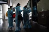 Việt Nam không ghi nhận ca mắc mới, 14.064 người đang cách ly