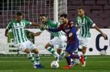 Messi lập cú đúp, Barca thắng dễ Betis