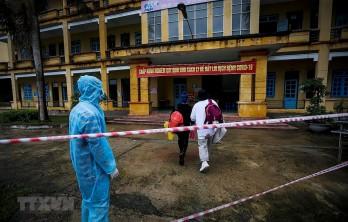 Ngày thứ 68 Việt Nam không có ca mắc COVID-19 mới trong cộng đồng
