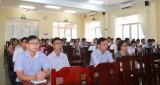 Khai giảng lớp Bồi dưỡng lãnh đạo, quản lý cấp phòng và tương đương khóa 6