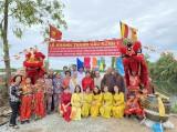 Phật giáo tỉnh Long An: Chung tay xây dựng nông thôn mới