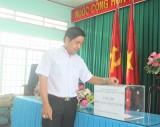 Ngành Lao động - Thương binh và Xã hội: Hỗ trợ đồng bào miền Trung gần 61 triệu đồng