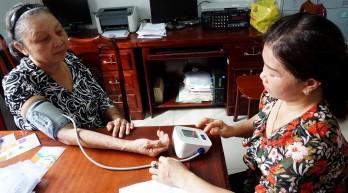 Long An: Các cơ sở y tế tăng cường phòng, chống bệnh không lây nhiễm
