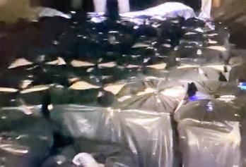 Thu giữ 16.500 gói thuốc lá ngoại nhập lậu