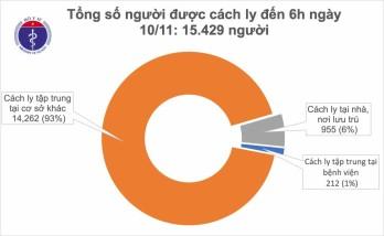 Việt Nam có thêm 1 ca mắc Covid-19 mới trở về từ Angola