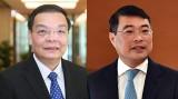 Quốc hội phê chuẩn miễn nhiệm ông Chu Ngọc Anh và ông Lê Minh Hưng