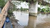 Phát hiện thi thể trên đoạn sông ở huyện Bến Lức