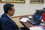 Lãnh đạo VFF chủ trì cuộc họp quyết định số phận vòng loại World Cup 2022 khu vực châu Á