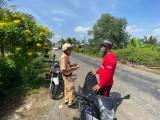 Tiềm ẩn nguy cơ mất an  toàn giao thông nông thôn