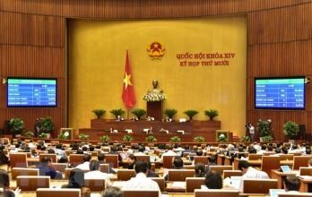 Phê chuẩn bổ nhiệm thành viên Chính phủ và Tòa án nhân dân tối cao