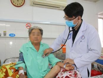 BVĐK Long An cứu sống bệnh nhân thuyên tắc phổi cấp bằng thuốc tiêu sợi huyết