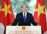 Thủ tướng Nguyễn Xuân Phúc gửi thông điệp đến Diễn đàn Hòa bình Paris