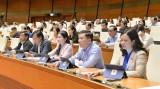 Quốc hội không đồng ý cắt điện, nước để xử lý vi phạm hành chính