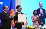 Chính thức ký kết Hiệp định Đối tác Kinh tế Toàn diện Khu vực (RCEP)