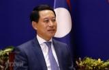 Laos applauds Vietnam's contributions to enhancing ASEAN's role