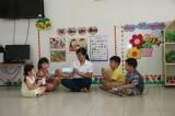 Phòng, chống dịch bệnh cho lứa tuổi mẫu giáo, mầm non