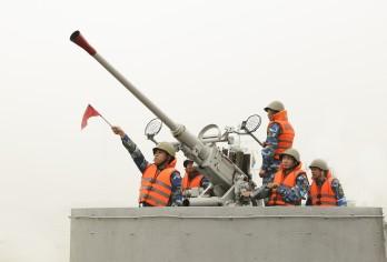 Lữ đoàn 125, Vùng 2 Hải quân: Luyện giỏi, rèn nghiêm