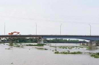 Xây dựng 3 cầu kết nối trục động lực TP.HCM - Long An - Tiền Giang