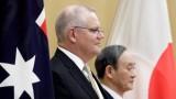 Australia và Nhật Bản quan ngại về tình hình Biển Đông