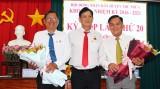 Ông Nguyễn Văn Quân được bầu làm Phó Chủ tịch UBND huyện Thủ Thừa