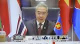 ASEAN+3 về các vấn đề công vụ diễn ra theo hình thức trực tuyến