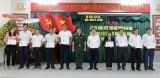 77 học viên hoàn thành lớp Bồi dưỡng kiến thức Quốc phòng và An ninh