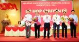 Kỳ họp 20, HĐND huyện Cần Đước: quyết định nhiều vấn đề quan trọng
