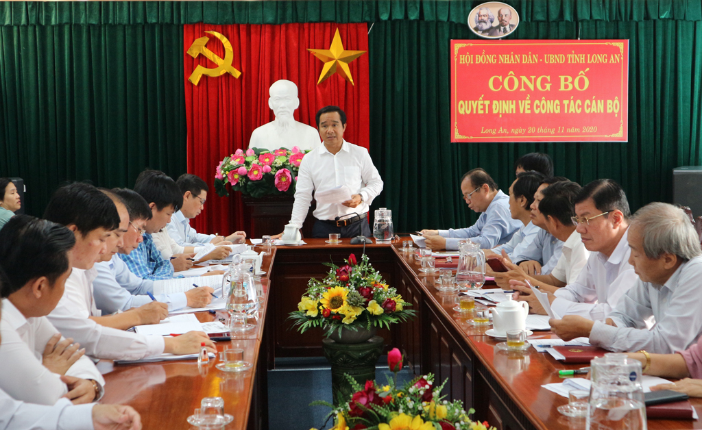 Provincial People's Council meeting to review the content and the preparation for the 24th meeting