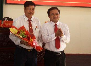 Ông Nguyễn Dương Phong Linh được bầu làm Chủ tịch HĐND huyện Châu Thành