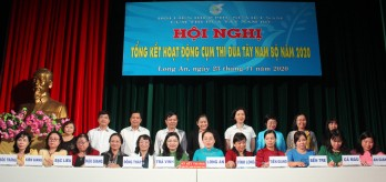 Sôi nổi các hoạt động thi đua của Hội Liên hiệp Phụ nữ các tỉnh Tây Nam Bộ