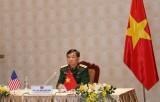 Đối thoại trực tuyến Chính sách quốc phòng Việt Nam - Hoa Kỳ năm 2020