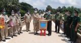 Đồn Biên phòng Sông Trăng huy động sức dân bảo vệ chủ quyền, an ninh biên giới