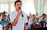 Đại biểu HĐND tỉnh Long An tiếp xúc cử tri huyện Cần Đước, huyện Tân Thạnh