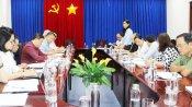 Đoàn công tác về các tổ chức phi chính phủ nước ngoài làm việc tại Long An